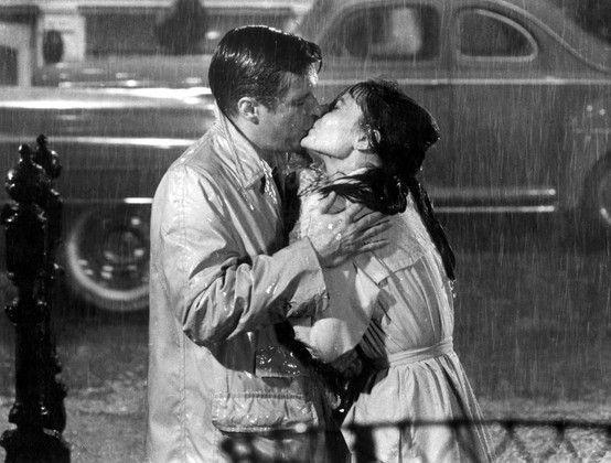 La pioggia è come una bella donna